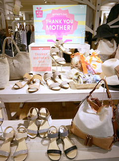 シューラルーのTHANKS MOTHER'S DAY